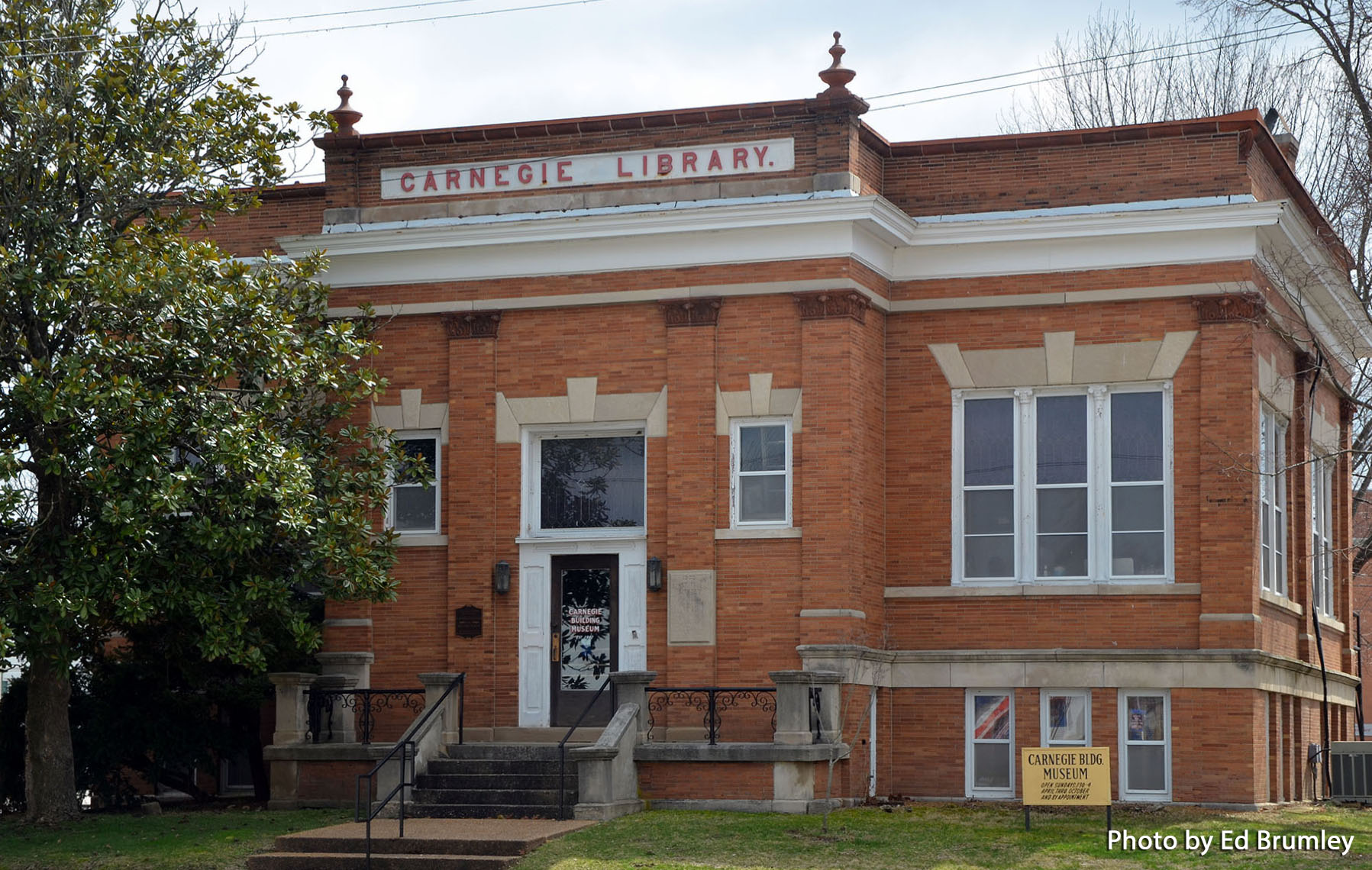 Carnegie Museum at Richland Heritage Museum Foundation